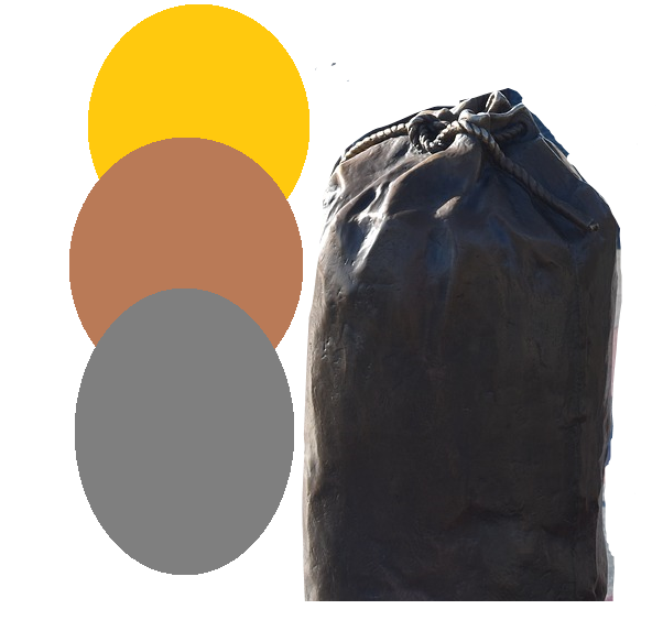 Seesack Farbvarianten